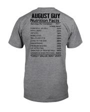 W-GUY FACT US-8 Classic T-Shirt thumbnail