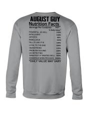 W-GUY FACT US-8 Crewneck Sweatshirt thumbnail