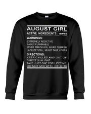 GIRL ACTIVE-8 Crewneck Sweatshirt thumbnail