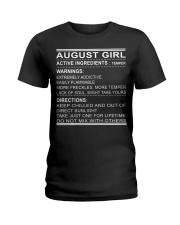 GIRL ACTIVE-8 Ladies T-Shirt thumbnail