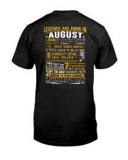 LEGENDS BORN-GUY-8 Classic T-Shirt thumbnail