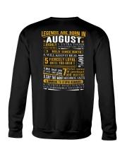 LEGENDS BORN-GUY-8 Crewneck Sweatshirt thumbnail