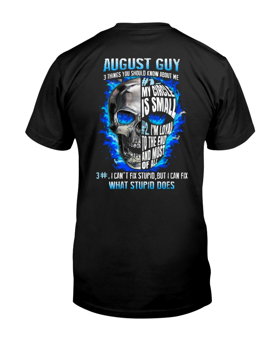 GUY-ABOUT-8 Classic T-Shirt
