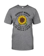 HIPPIE-WOMAN-1 Classic T-Shirt thumbnail
