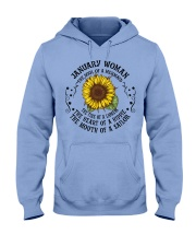 HIPPIE-WOMAN-1 Hooded Sweatshirt tile