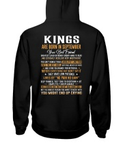 KINGS-EU-9 Hooded Sweatshirt thumbnail