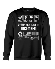 Queens fact-12 Crewneck Sweatshirt thumbnail