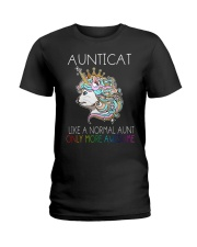 AUNTICAT Ladies T-Shirt thumbnail