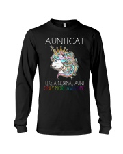 AUNTICAT Long Sleeve Tee tile