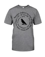 BLACK-BIRD Classic T-Shirt thumbnail