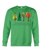 FIND MY SOUL Crewneck Sweatshirt thumbnail