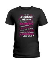 MAD WOMAN-8 Ladies T-Shirt thumbnail