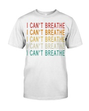 I Can't Breathe Premium Fit Mens Tee thumbnail