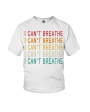 I Can't Breathe Youth T-Shirt thumbnail