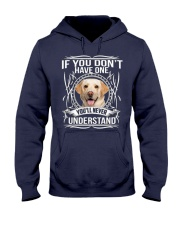 Labrador Lover Hooded Sweatshirt thumbnail