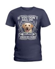 Labrador Lover Ladies T-Shirt front