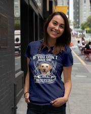 Labrador Lover Ladies T-Shirt lifestyle-women-crewneck-front-5