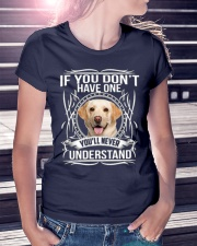 Labrador Lover Ladies T-Shirt lifestyle-women-crewneck-front-7