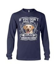 Labrador Lover Long Sleeve Tee thumbnail