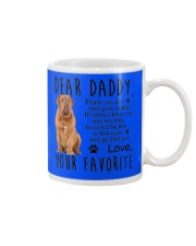 Dogue De Bordeaux Mug front