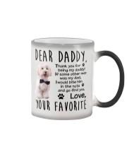 Maltese Dad Color Changing Mug thumbnail