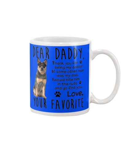 Blue Heeler Dad