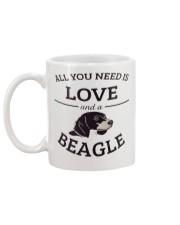 Beagle Mug back