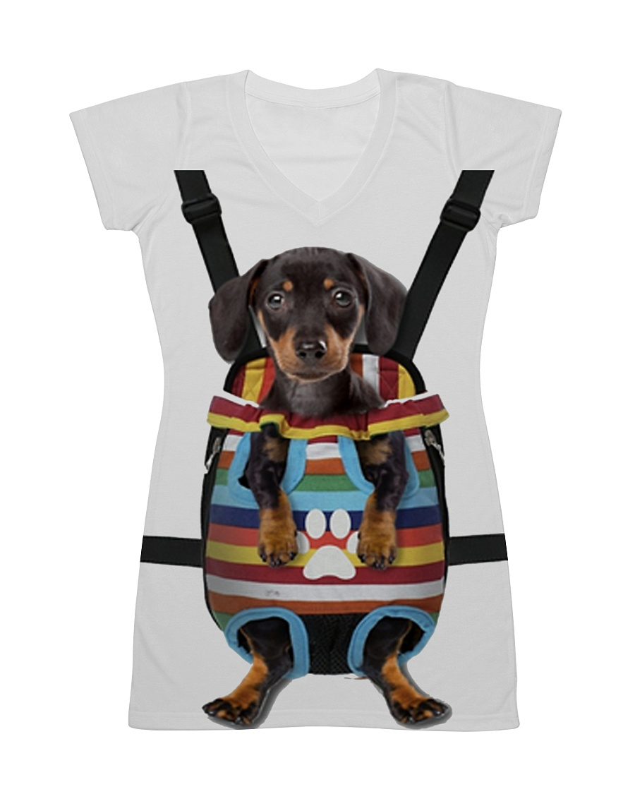 Dachshund Lover All-over Dress