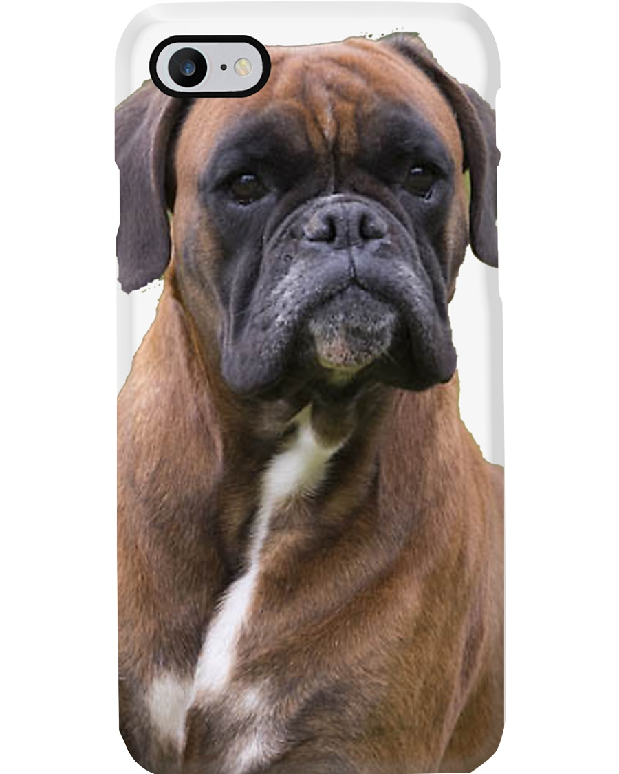 Boxer Phone Case