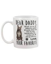 Staffordshire Dad Mug back