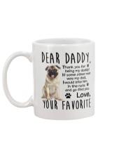 Pugs Mug back