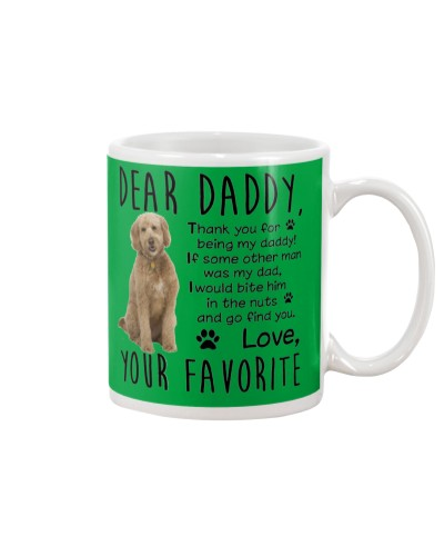 Goldendoodle Daddy