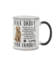 Goldendoodle Daddy Color Changing Mug thumbnail