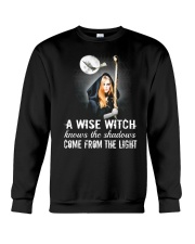 Wise Witch Crewneck Sweatshirt thumbnail