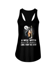 Wise Witch Ladies Flowy Tank thumbnail