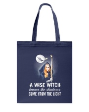 Wise Witch Tote Bag thumbnail