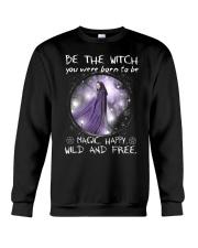 Magic happy wild Crewneck Sweatshirt thumbnail