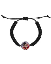 JUICE WRLD Cord Circle Bracelet front