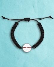 JUICE WRLD Cord Circle Bracelet aos-bracelet-cord-front-lifestyle-8