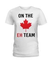 On The Eh Team Ladies T-Shirt thumbnail