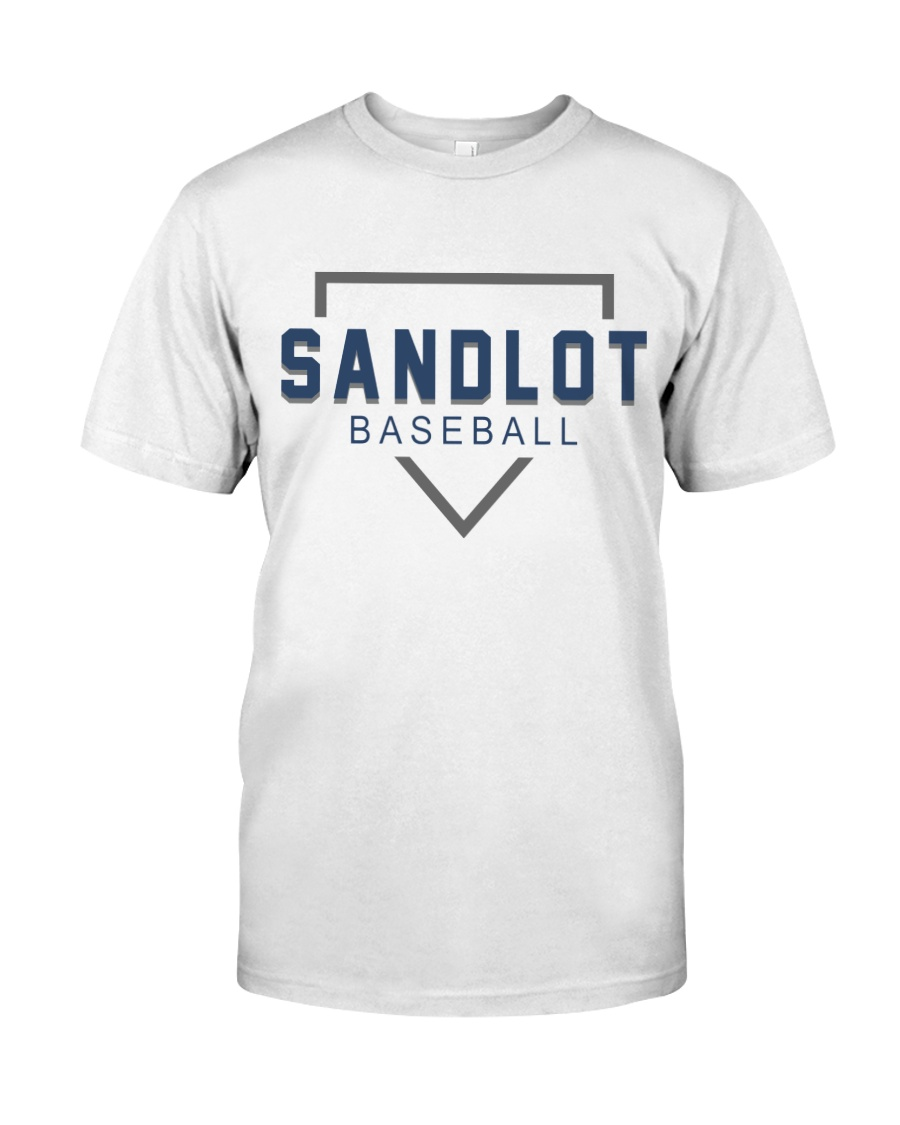 Sandlot Baseball Correction Is Not Criticism Classic T-Shirt