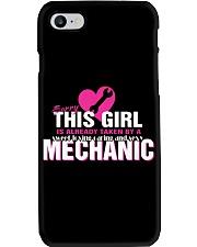 This Girl Is Already Taken  MECHANIC  Ts Phone Case thumbnail