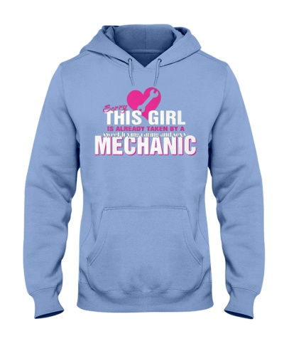 This Girl Is Already Taken  MECHANIC  Ts