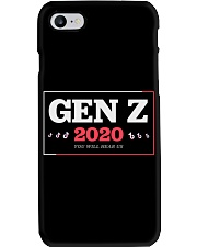 Gen Z 2020 Phone Case tile