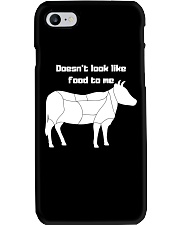 Doesn't Look Like Food Phone Case thumbnail