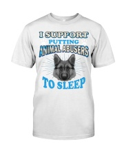 I love animal Classic T-Shirt tile