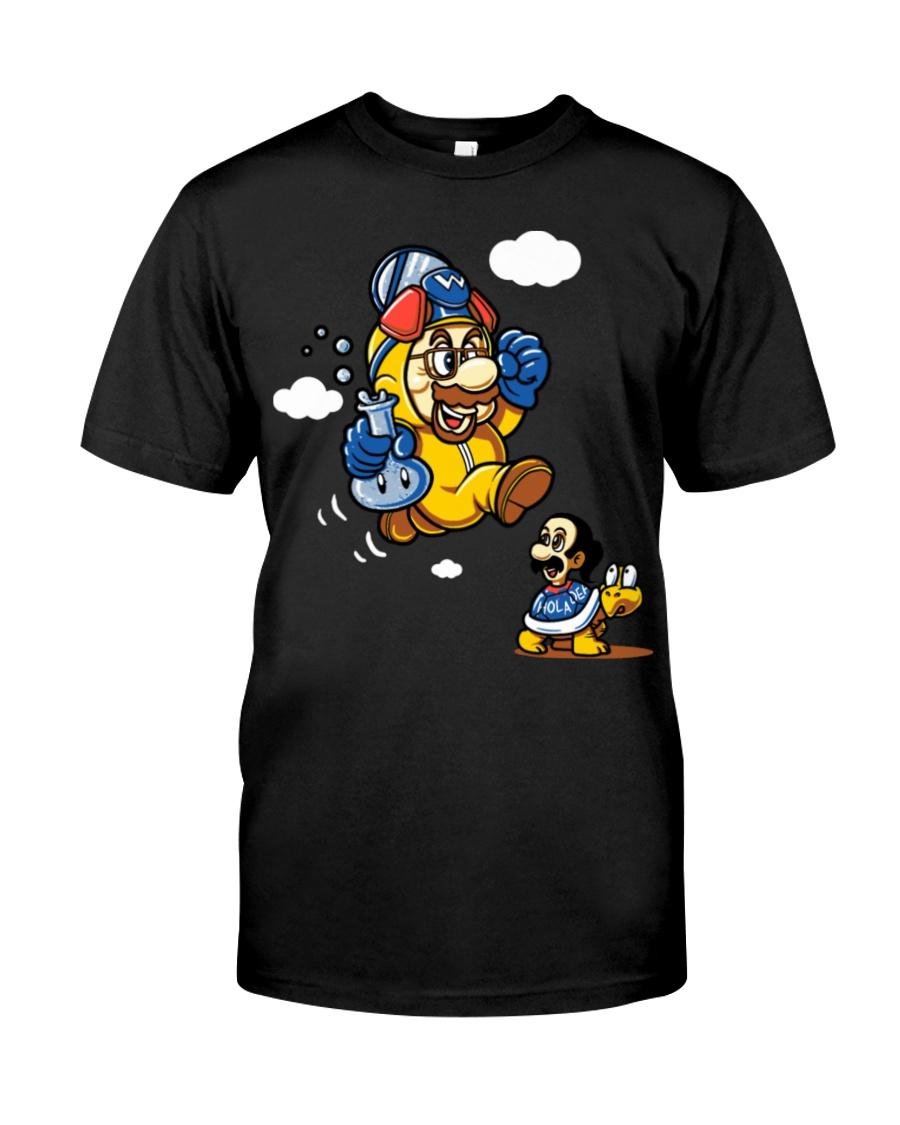 Walter Mario Funny shirts Classic T-Shirt