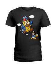 Walter Mario Funny shirts Ladies T-Shirt thumbnail