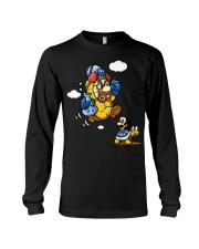 Walter Mario Funny shirts Long Sleeve Tee thumbnail