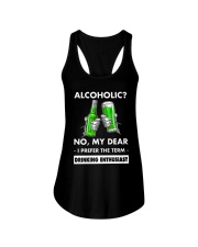 Alcoholic Ladies Flowy Tank thumbnail